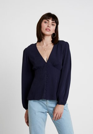 PETUNIA BLOUSE - Blouse - night sky