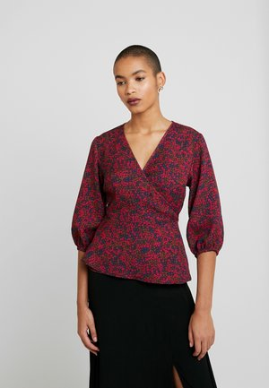 VENETA BLOUSE - Blouse - moonlight