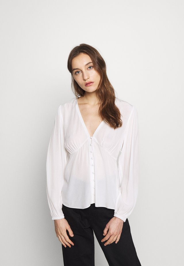 PETUNIA  - Blouse - clear cream