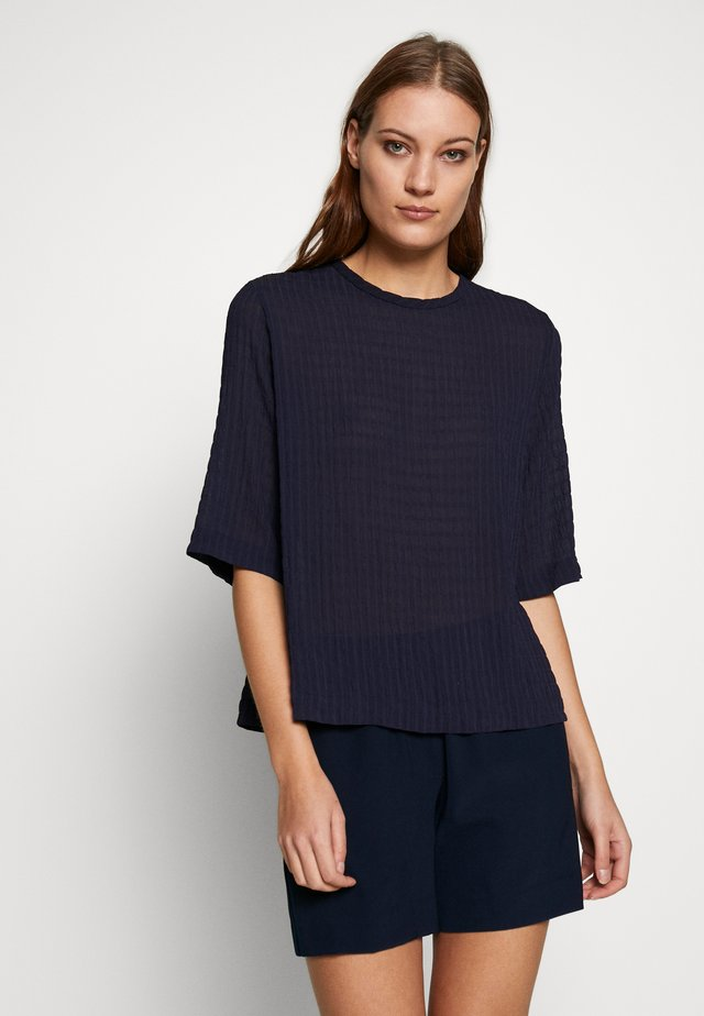 ISABEL BLOUSE - Camicetta - night sky