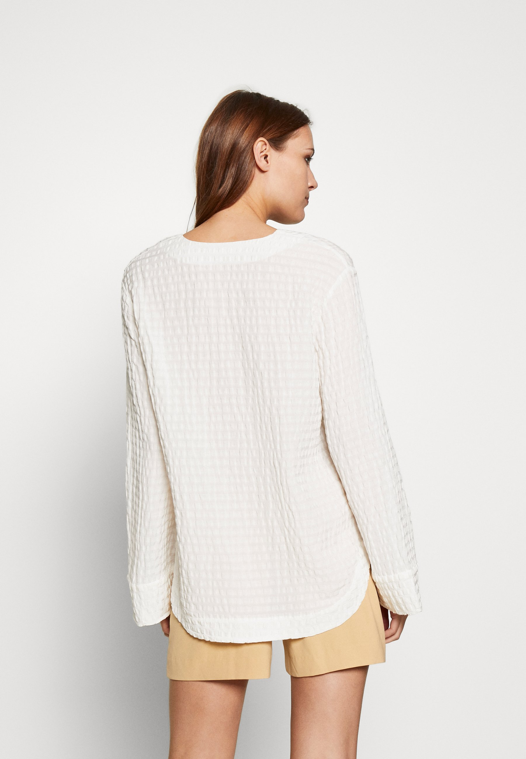 Samsøe Juta - Blouse Warm White