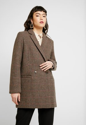 DITTE JACKET - Short coat - mole