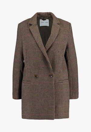 DITTE JACKET - Krátký kabát - mole