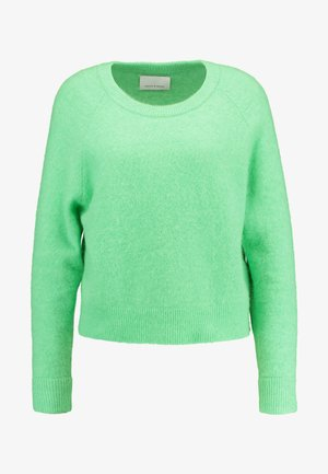 NOR - Strickpullover - irish green