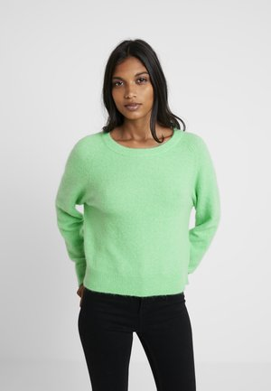 Jersey de punto - irish green