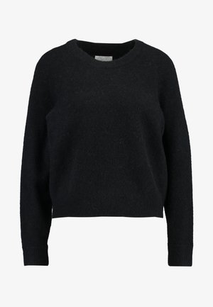 NOR - Pullover - solid black