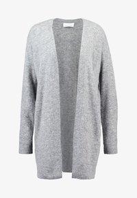 Samsøe Samsøe - NOR CARDIGAN - Cardigan - grey melange - 4