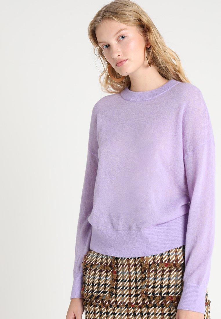 Samsøe & Samsøe - FONTANA - Jumper - violet melange