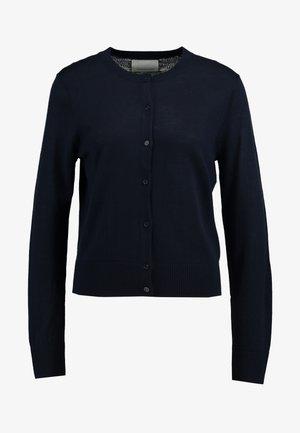 KLEO CARDIGAN - Cardigan - dark blue
