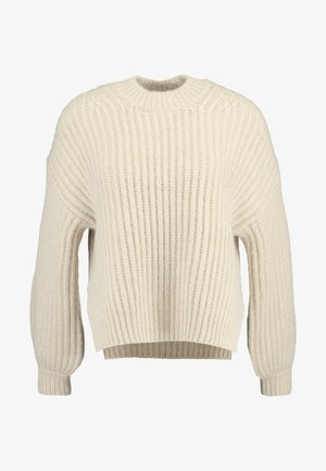 DONA CREW NECK - Pullover - beige