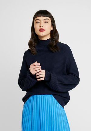 LENE TURTLENECK - Jersey de punto - night sky