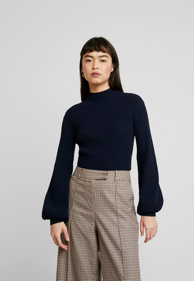 LUA TURTLENECK - Jumper - night sky