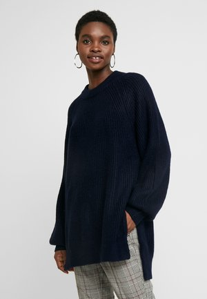 ZAIDA CREW NECK - Jersey de punto - night sky