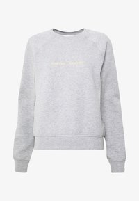 Samsøe Samsøe - BARLETTA CREW NECK - Sweatshirt - grey melange - 3