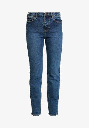 ADELINA - Jeans straight leg - salt & pepper