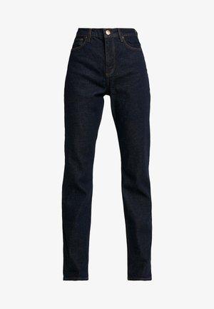 ADELINA - Jeans straight leg - rinse blue