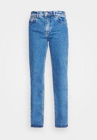 Samsøe Samsøe - RILEY - Jeans Straight Leg - light ozone marble - 4