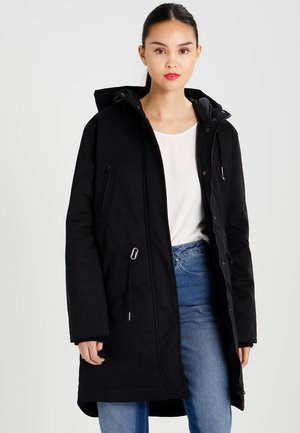 LUCCA - Down coat - black