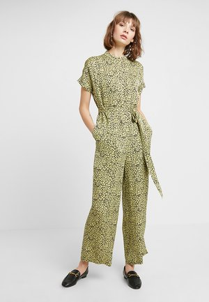 KIMBERLY - Jumpsuit - yellow buttercup