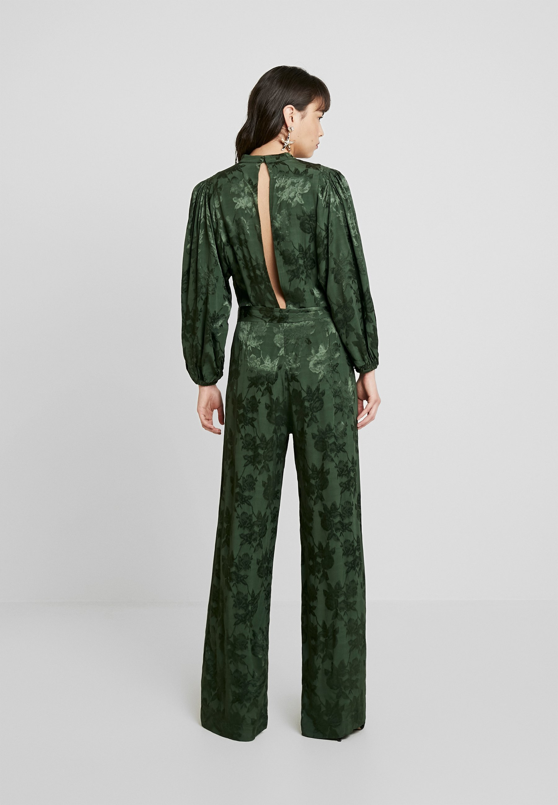 Samsøe Samsøe HARRIET - Tuta jumpsuit - deep forest