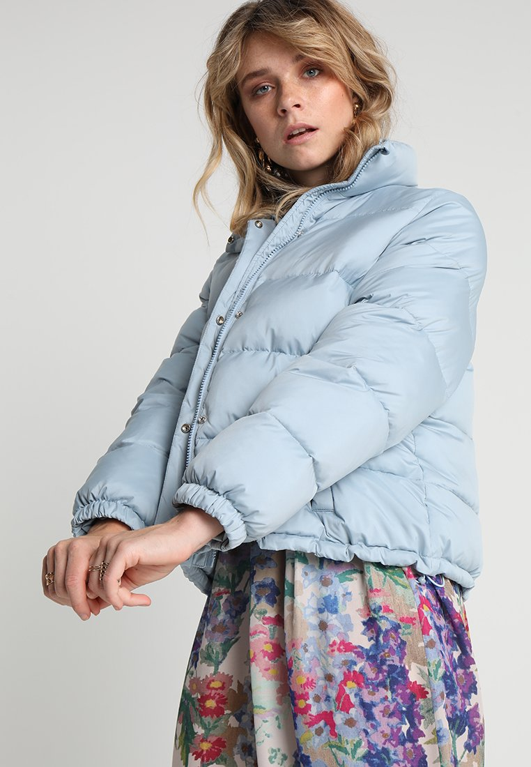 Samsøe & Samsøe - VINDA - Winter jacket - dusty blue