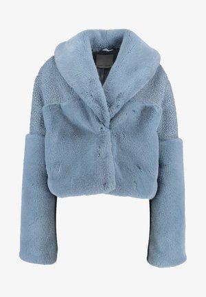 CARLA - Vinterjakke - dusty blue