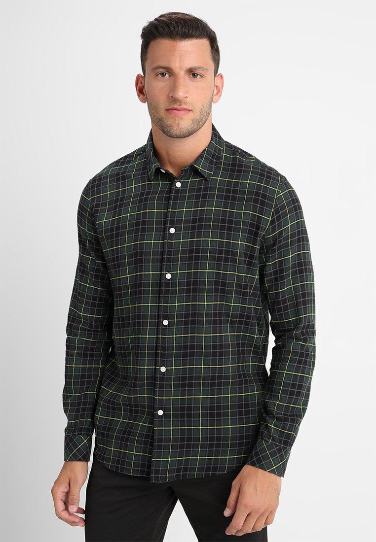 Samsøe & Samsøe - LIAM - Shirt - darkest spruce