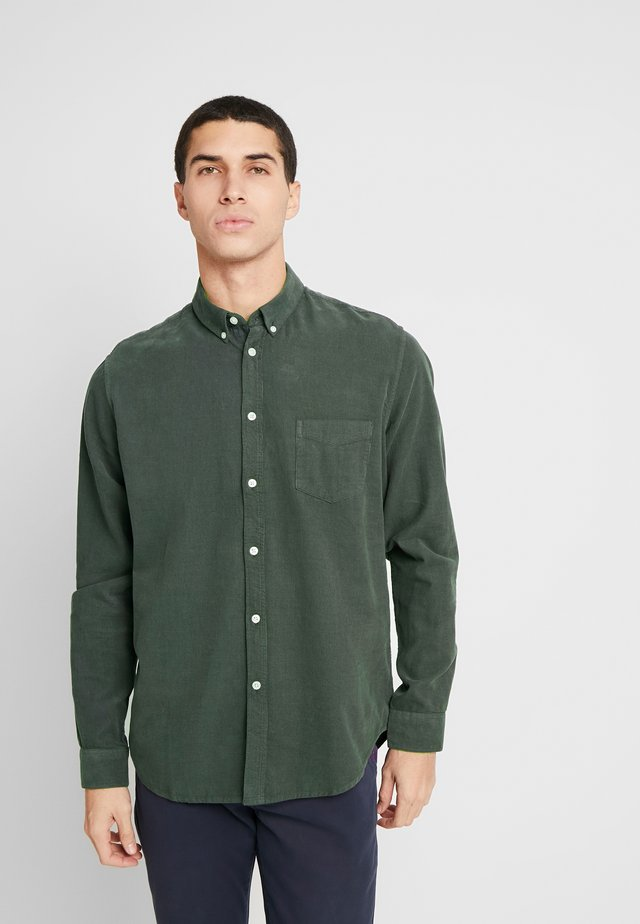 LIAM - Shirt - deep forest