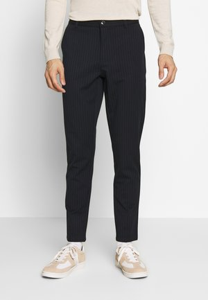 FRANKIE TROUSERS - Chino - sapphire