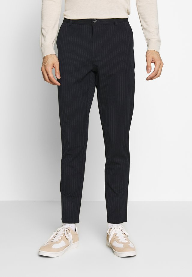 FRANKIE TROUSERS - Chinos - sapphire