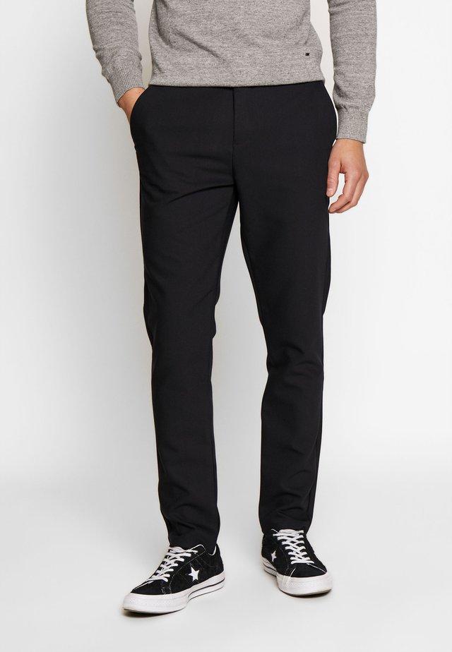 FRANKIE PANTS - Trousers - dark sapphire