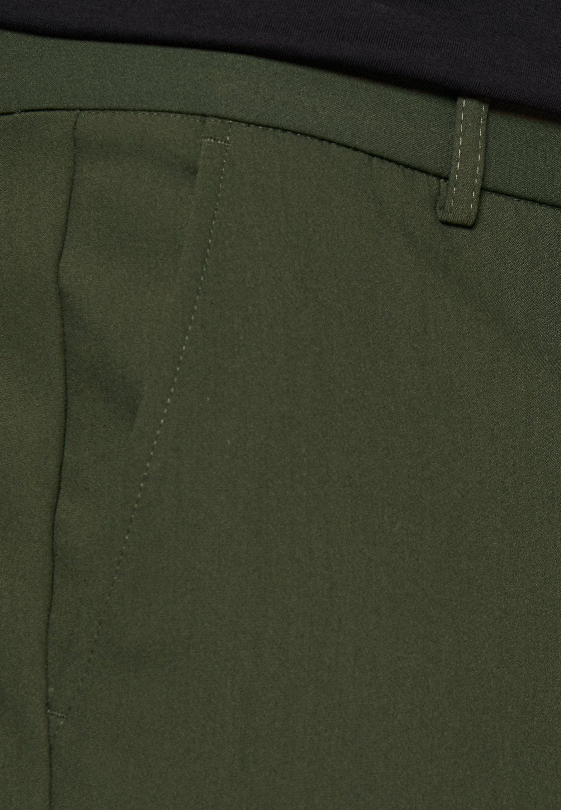 Samsøe Samsøe FRANKIE PANTS - Pantaloni - khaki
