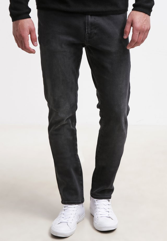 STEFAN - Jeans Slim Fit - worn black