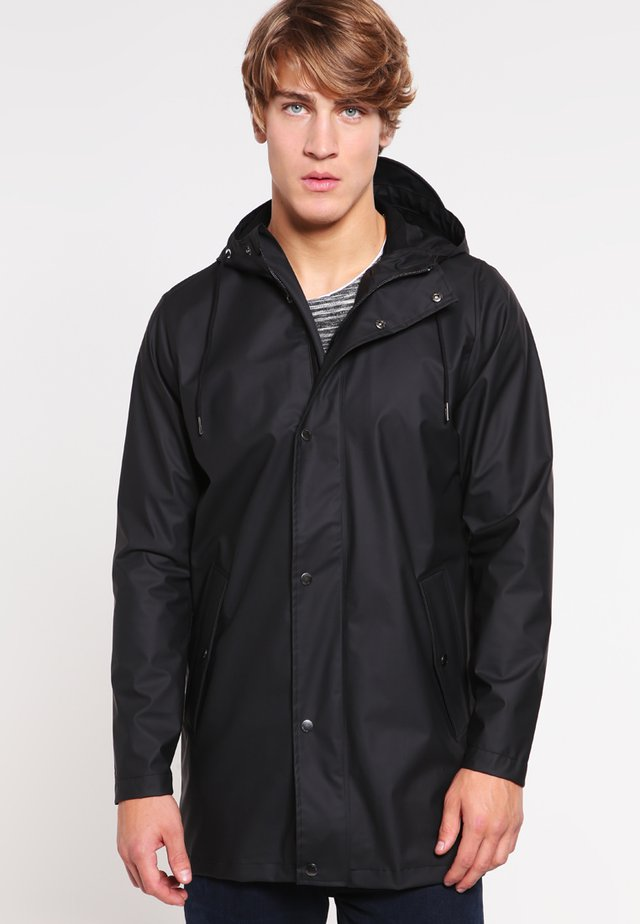 STEELY  - Parka - black