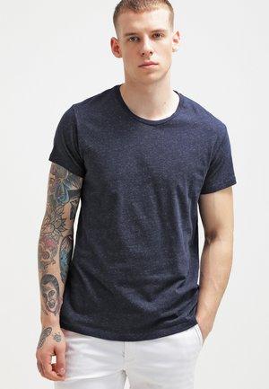 T-shirt basique - blue melange