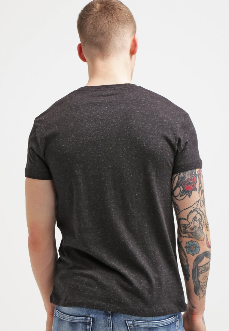 BasiqueBlack T Melange Samsøeamp; shirt shQCBtrdx