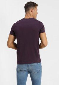 Samsøe Samsøe - KRONOS STRIPE - T-shirt print - purple - 2