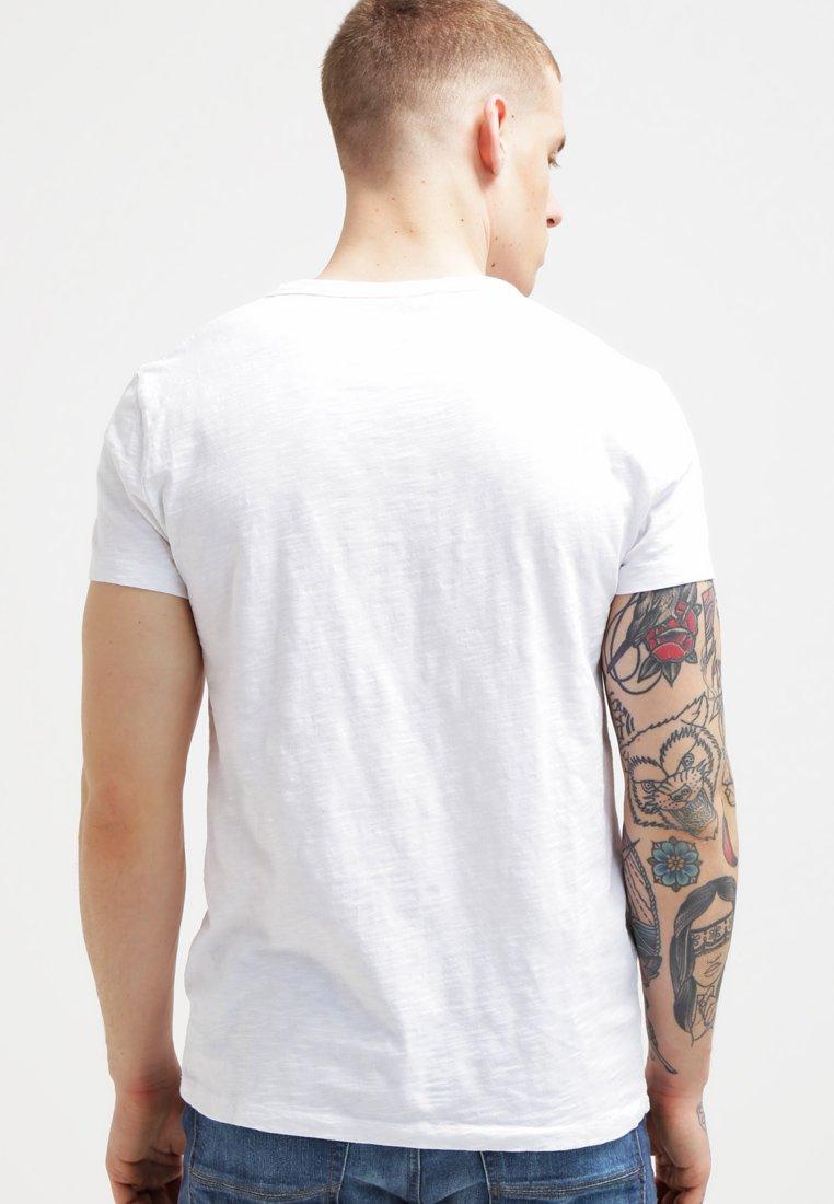 Samsøe Samsøe LASSEN - T-shirt basic - white