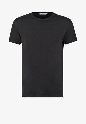 LASSEN  - Basic T-shirt - black