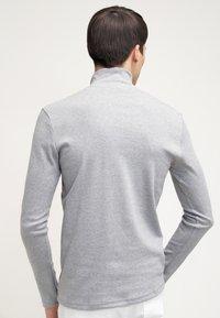 Samsøe Samsøe - MERKUR - Long sleeved top - light grey melange - 2