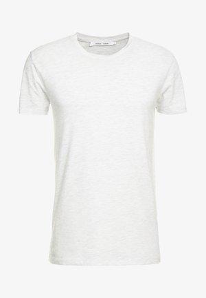 KRONOS  - T-shirts - white melange
