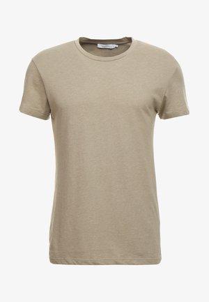 KRONOS  - Basic T-shirt - timber wolf melange