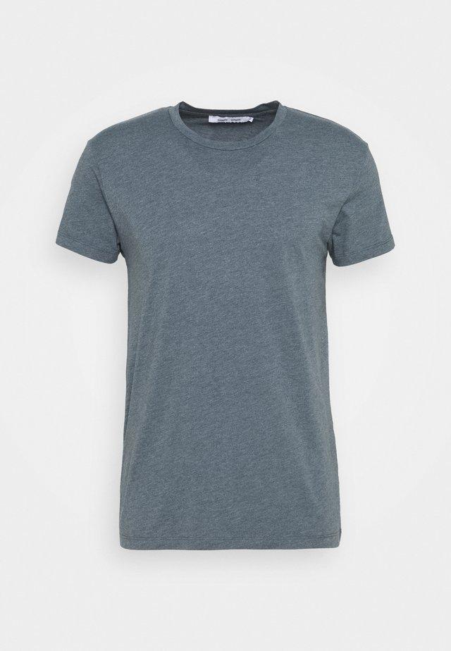 KRONOS  - Basic T-shirt - mottled grey