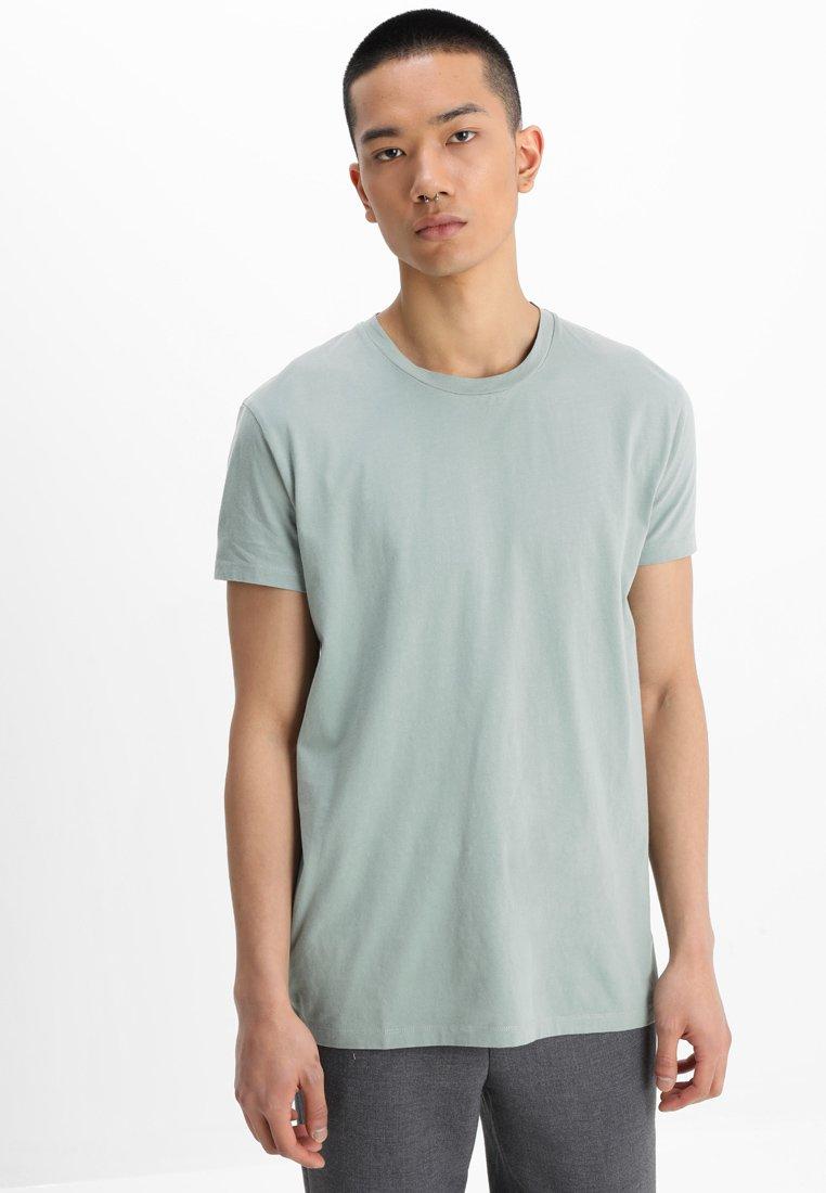 Samsøe & Samsøe - KRONOS  - T-Shirt basic - chinoise green