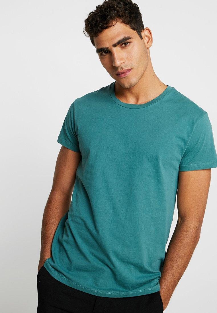 Samsøe Samsøe - KRONOS  - Basic T-shirt - mallard green