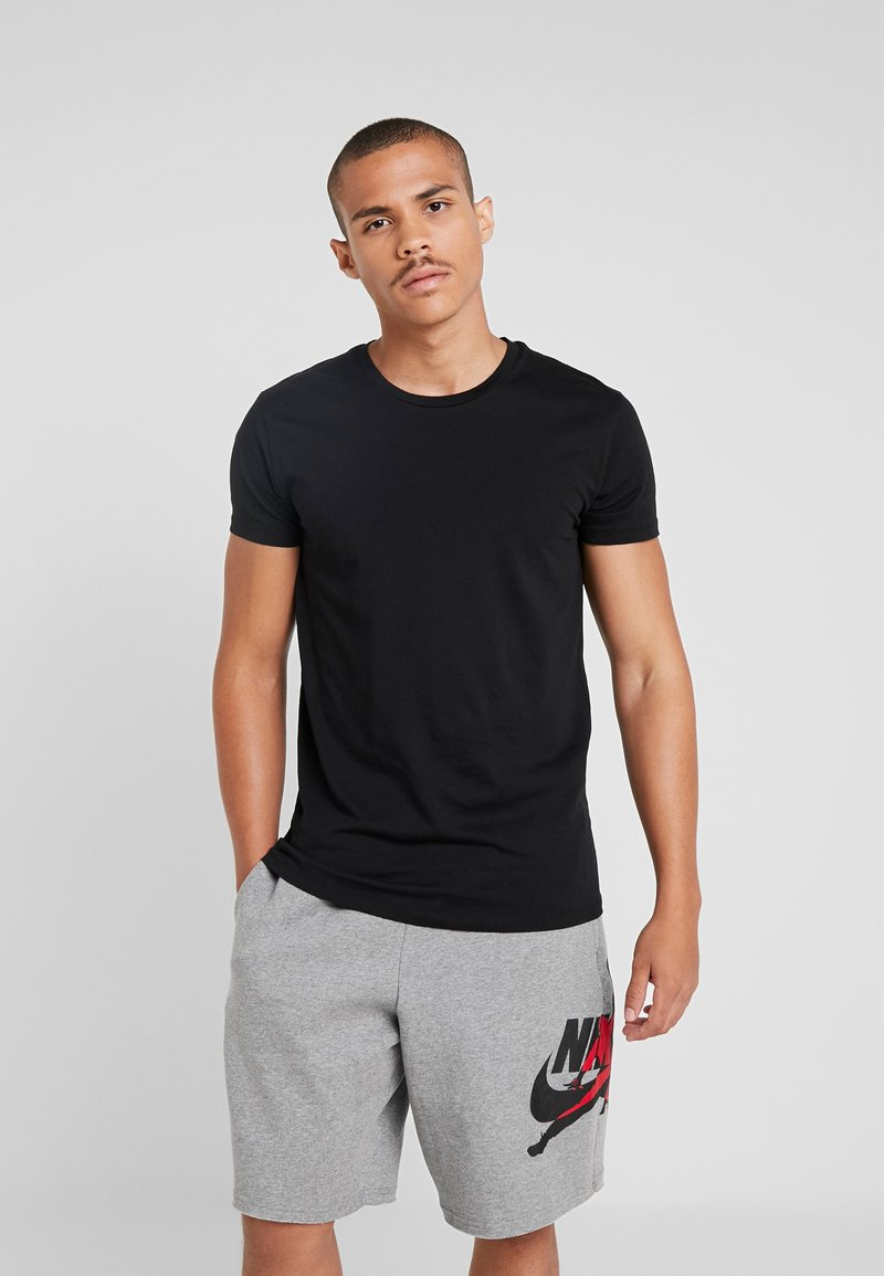 Samsøe Samsøe - KRONOS  - Camiseta básica - black