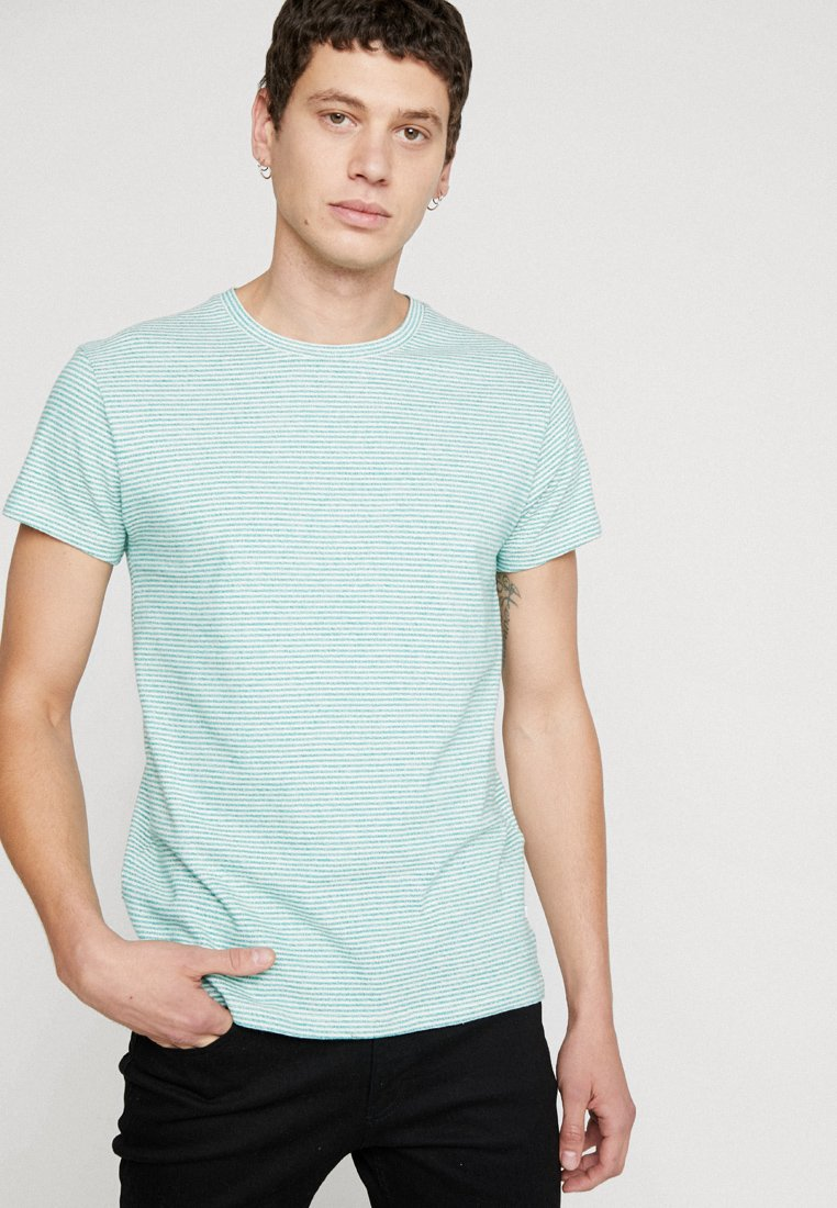 shirt KronosT Imprimé Samsøeamp; Cream Quetzal uTl1JFK3c