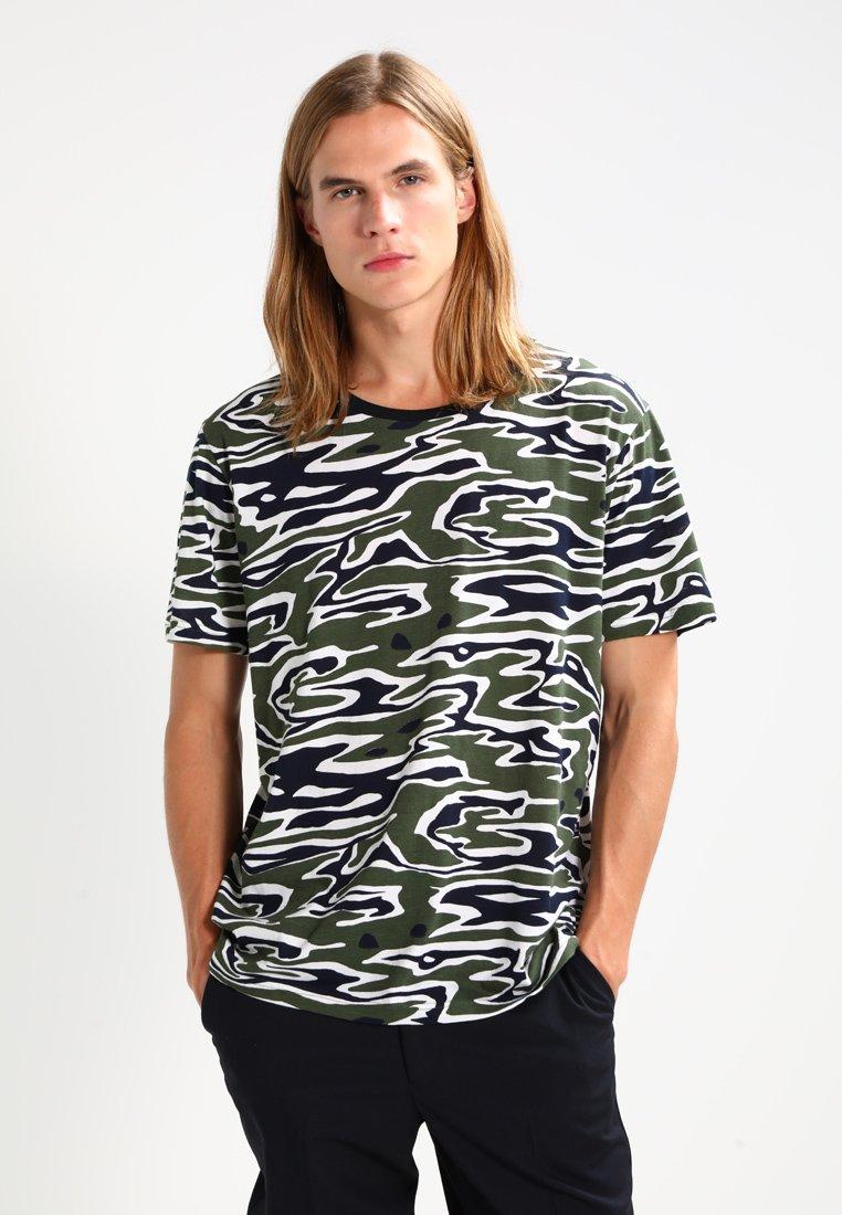 Samsøe & Samsøe - EAL ON  - T-shirt print - multi-coloured