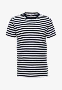 Samsøe Samsøe - PATRICK - T-shirt imprimé - sapphire/white - 3