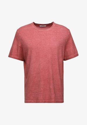 TASH  - T-Shirt basic - brick red